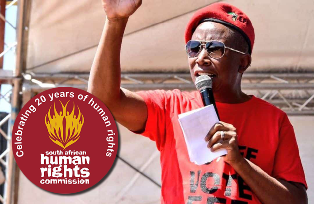 HRC loses credibility with ruling on Malema statements