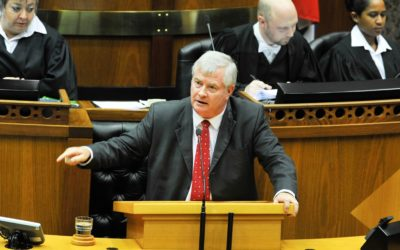 SONA: Where was Ramaphosa during those nine lost years? – FF Plus leader's response to the SONA